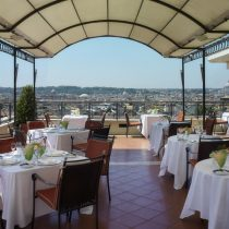 Latium_Hotel Bernini Bristol 670853_Roof_top