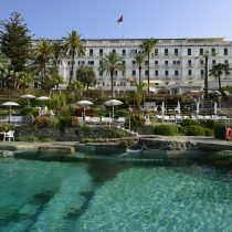 Ligurien_Hotel Royal San Remo Front view