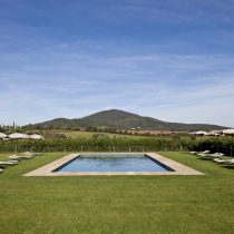 Toskana_Locanda Rossa Outdoor pool for kids