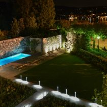 Piemont_Casa Fantini_Night panoramic view from room_CasaFantini