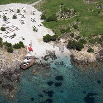 Sardinien_Colonna Resort Beach_Aerea