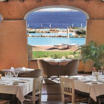 Sardinien_Colonna Resort Restaurant Pagoda