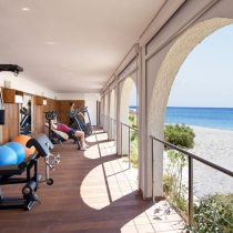 Sardinien_Hotel Is Morus_Sala gym
