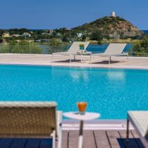Sardinien_IHC_Chia Laguna Resort_Bioaquam pool