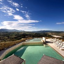 Toskana_Castello Velona_2 Pool View