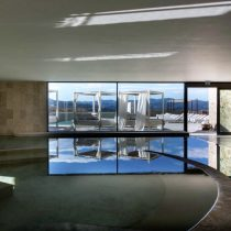 Toskana_Castello Velona_Indoor Pool View