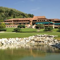 Veneto_Golf Padova_club-house 1